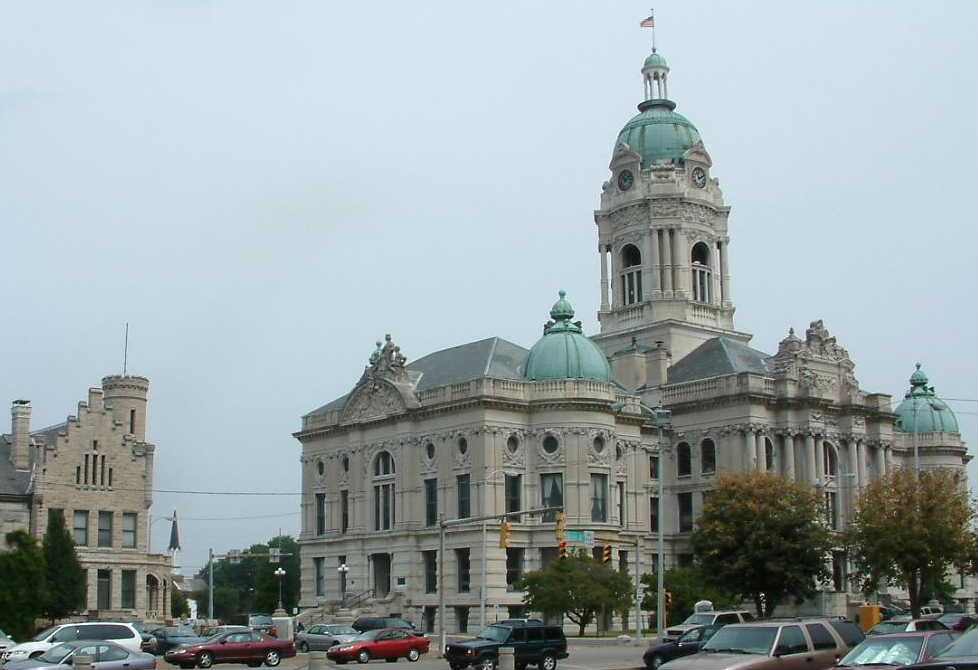 Evansville Courthouse>>>