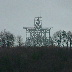 Roanoke Star, World's Largest Freestanding Illuminated Manmade Star, Mill Mountain