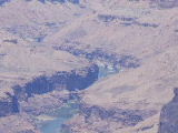 Super zoom of the Colorado River